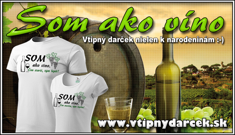 Vtipné tričká pre páry, som ako víno čim starší tým lepší. Narodeninový darček pre muža a ženu k sviatku. Vtipné darčeky pre vinárov.