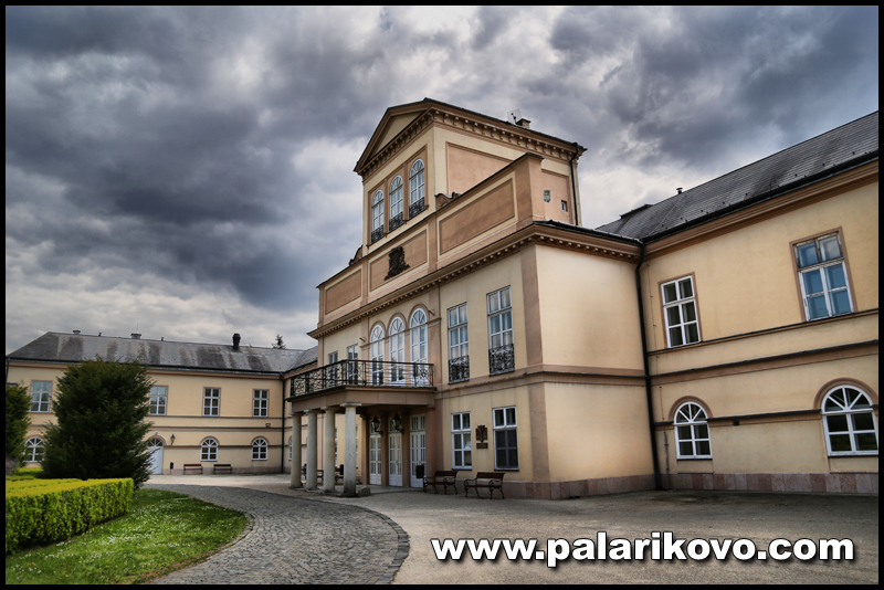 Obec Palárikovo, kaštieľ v Palárikove, Palárikovčania, Palárikovský kaštieľ, www.palarikovo.com